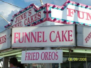 well dip me in batter and drop me in hot oil! i'll take 15 fried oreos, please!