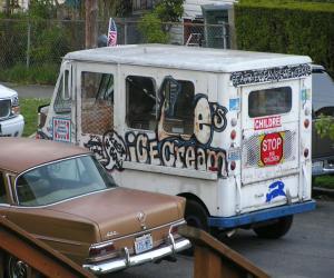ghetto ice cream truck