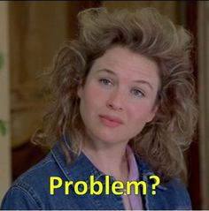 bridget jones big hair